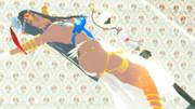 【MMDマイナーモデル使用作】シェヘラザードさん部屋飾りフィギュア
