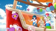 【MMDマイナーモデル使用作】気球でGO!