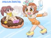 くるくるスケート塾放送記念!