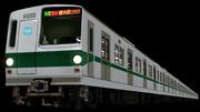 【モデル配布】東京メトロ6000系6130F β版 (改造品)