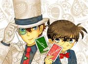 怪盗と探偵