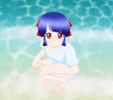 陽詩茉莉(ひなた まり)〈夏〉