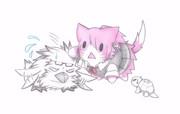 グー提督と不知火猫