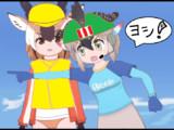 甲板作業員ゴマちゃん