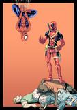 スパイダーマンとデッドプール