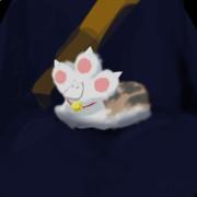 妖怪猫の手(見手猫)