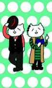 仮面ライダーW 左 翔太郎&フィリップ (ver.ぬこ)