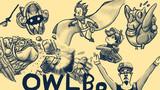 Owlboyお絵描き