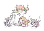 金剛型猫とグー提督