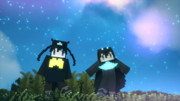 【Minecraft】フウチョウコンビ
