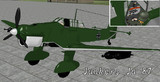 【MMDモデル配布】Jukers Ju 87