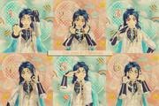 【MMDポーズ配布】 Cute poses #1