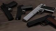 【MMD】M1911H.G.Edition詰合せ【モデル配布】