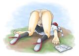 神(ガイア)は言っている、射命丸のスカートの下に短パンを穿かせろと