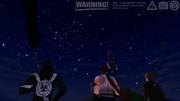 星空を見上げ何を想う2 / 三名槍