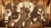 【第二回阿武隈静画イベ】第一水雷戦隊!抜錨!