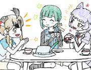 お茶会(加筆修正版)