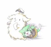 オジさん提督と鈴谷猫