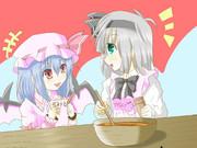 妖夢の楽しいお料理教室!!