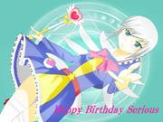 セリオス誕生日おめでとう!