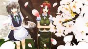 [東方ニコ楽祭・花見]ー桜華麗人ー