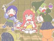 マッシュルーム・パニック!
