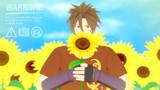向日葵と御手杵 通常ver.