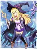 次元の魔女・ドロシーさん。