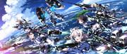 「ヴァルキリーインパルス」キービジュアルVer.03