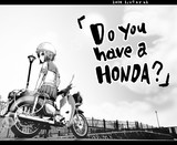 Do you have a HONDA? in浜風