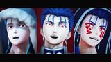 【Fate/MMD】ガチ百合の女王