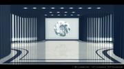 【MMD】壁花ステージ【ステージ配布】