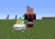 【Minecraft】ケムリクサのシロ【JointBlock】