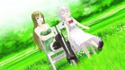 【Fate/MMD】草原で