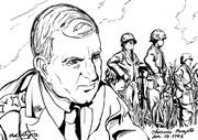 不運の系譜~アメリカ第10軍司令官サイモン・B・バックナーJr中将