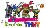 Rise of the TMNT!!!!♡♡♡♡