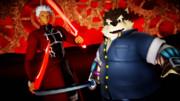 放サモ X FATE: I am the  dog bone of my sword