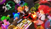 【第11回東方ニコ童祭】飯