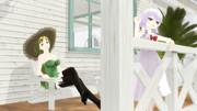 【Fate/MMD】バカンス