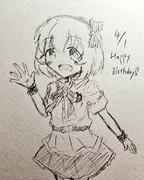 こはるちゃん誕生日おめでとう!