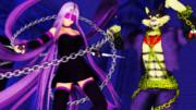 放サモ X FGO: 美女と野獣