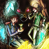 探鉱者と冒険家