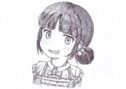 【ボールペン】鈴鹿詩子