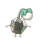 岩ピクミン希少種『カブ型』