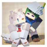 【Minecraft】開拓者コンビ