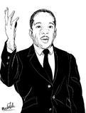 私には夢がある~非暴力で差別と闘った男 マーティン・ルーサー・キングJr牧師