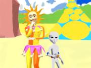 パピーと宇宙人