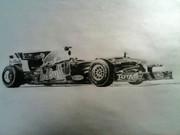 RBR-RB6 (F1) 描いてみた。