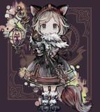 黒猫道士♀かわいい