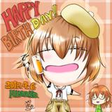 むふふ誕生日